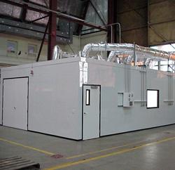 Modular Wall Systems Pacific Environmental Technologies Inc